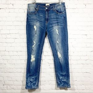 Altar'D State Crop Jeans